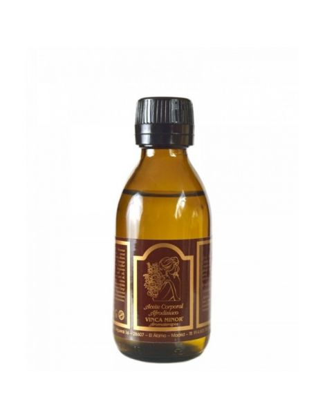 Aceite Sensualite Afrodisiaco Vinca Minor - 150 ml.