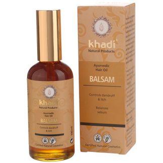 Aceite Anticaspa Khadi - 100 ml.
