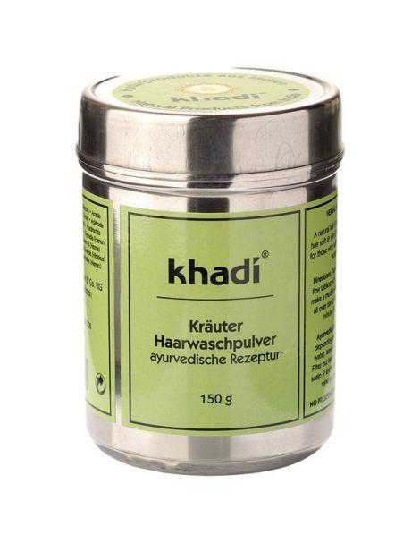Champú de Hierbas Khadi - 150 gramos