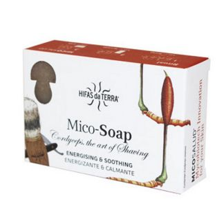 Jabón Mico-Soap Afeitado The Art of Shaving Hifas da Terra - 2 x 75 gramos