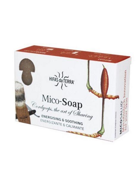 Jabón Mico-Soap Afeitado The Art of Shaving Hifas da Terra - 2 x 75 gramos