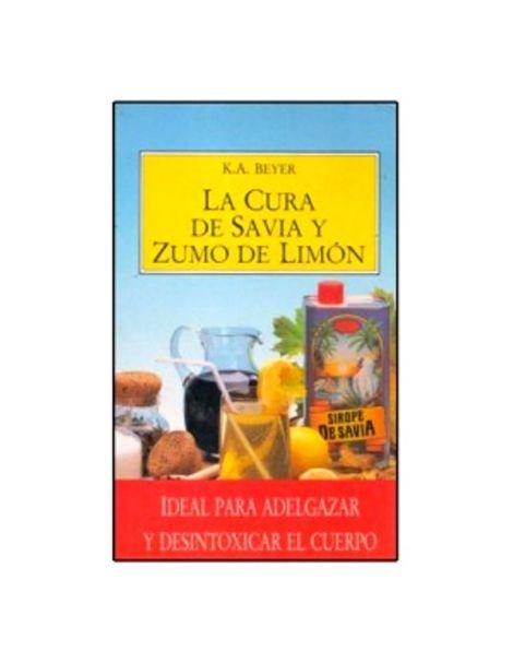 Libro: La Cura de Savia y Zumo de Limón