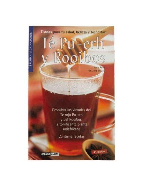 Libro: Té Pu-Erh y Rooibos