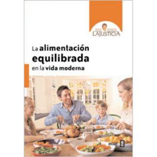 Libro: La Alimentación Equilibrada en la Vida Moderna