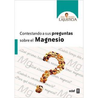 Libro: Contestando a sus Preguntas sobre el Magnesio