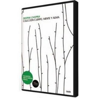 DVD: Deepack Chopra. Colección Cuerpo, Mente y Alma