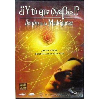 DVD: ¿¡Y tú que sabes!?. Dentro de la Madriguera