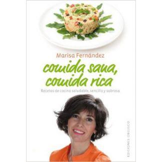 Libro: Comida Sana, Comida Rica