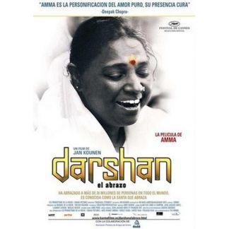 DVD: Darshan. El Abrazo