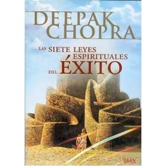 DVD: Deepak Chopra. Las Siete Leyes Espirituales del Éxito
