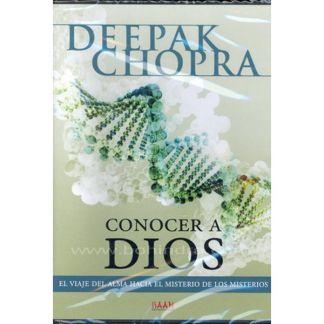 DVD: Deepak Chopra. Conocer a Dios