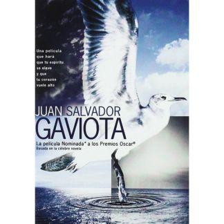 DVD: Juan Salvador Gaviota