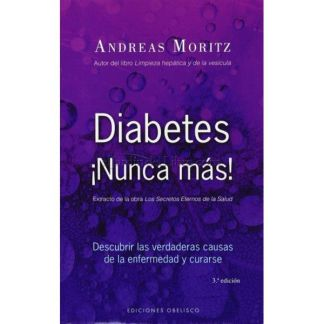 Libro: Diabetes ¡Nunca más!