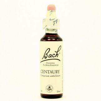 Centaury/Centraura Menor Flores Dr. Bach - frasco de 20 ml.