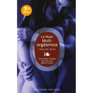 Libro: La Mujer Multiorgásmica