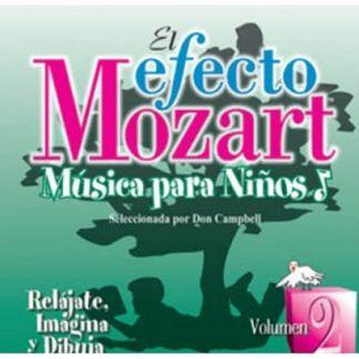 Disco: El Efecto Mozart para Niños II