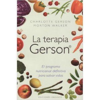 Libro: La Terapia Gerson
