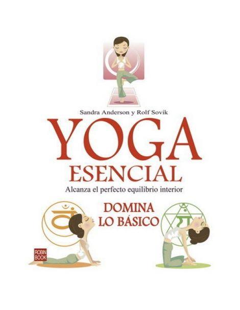 Libro: Yoga Esencial