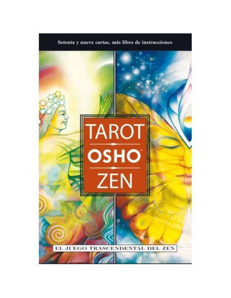 Libro y Cartas: Tarot Osho Zen