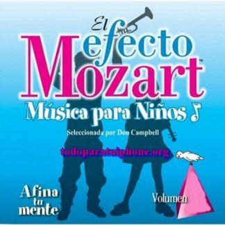 Disco: El Efecto Mozart para Niños I