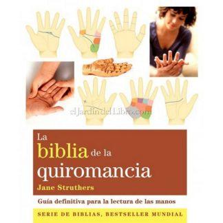 Libro: La Biblia de la Quiromancia