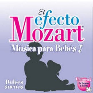 Disco: El Efecto Mozart para Bebés