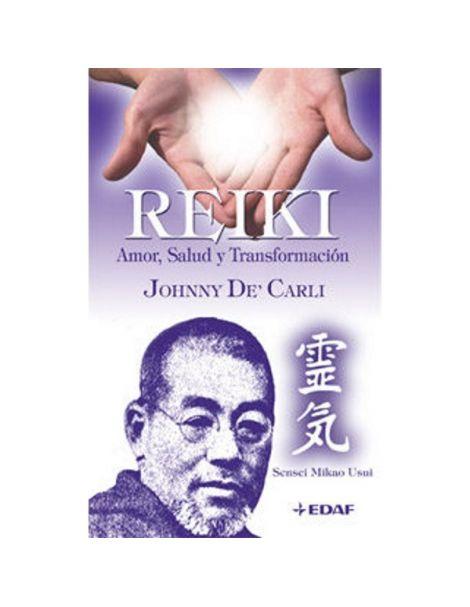 Libro: Reiki. Amor, Salud y Transformación