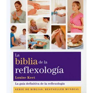 Libro: La Biblia de la Reflexología