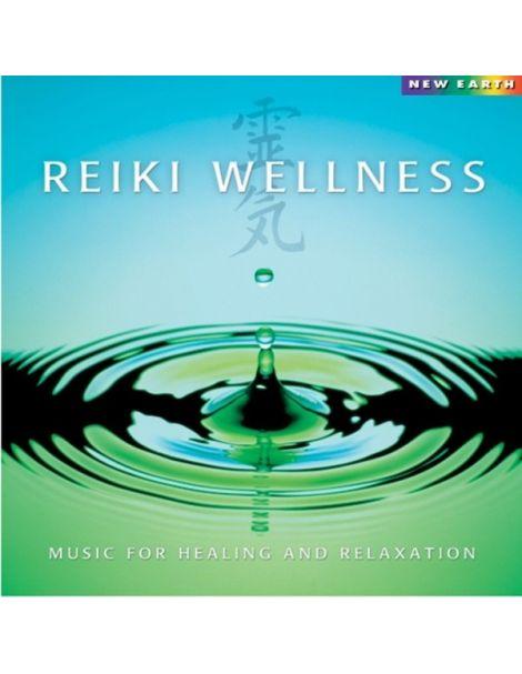 Disco: Reiki Wellness