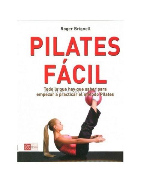 Libro: Pilates Fácil