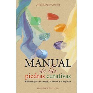 Libro: Manual de las Piedras Curativas