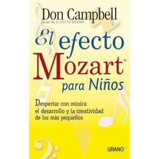 Libro: El Efecto Mozart para Niños