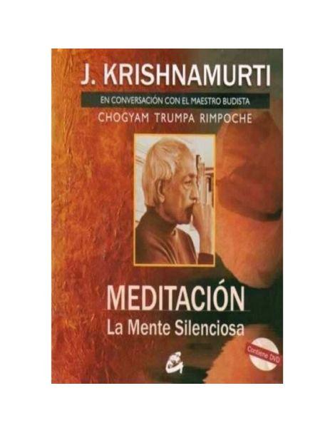 Libro: Meditación: La Mente Silenciosa