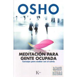 Libro: Meditación para Gente Ocupada