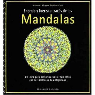 Libro: Energía y Fuerza a través de los Mandalas
