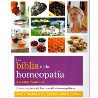Libro: La Biblia de la Homeopatía