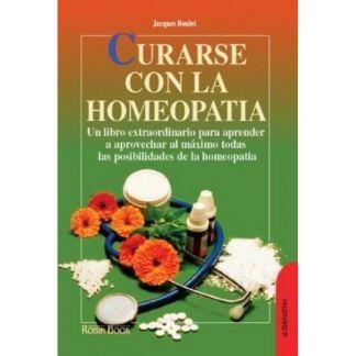 Libro: Curarse con la Homeopatía