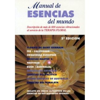 Libro: Manual de Esencias del Mundo