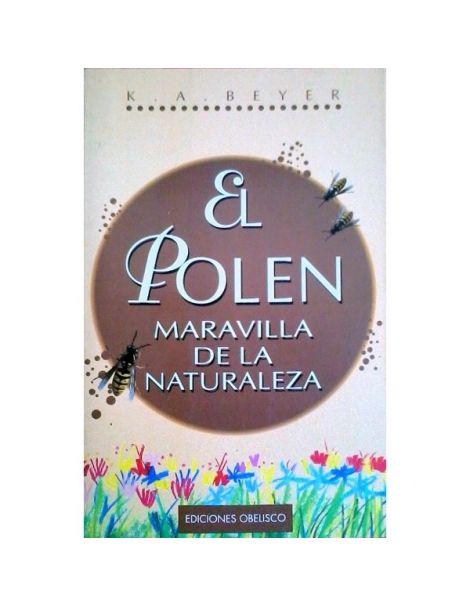 Libro: El Polen: Maravilla de la Naturaleza