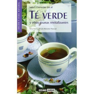 Libro: Té Verde y Otras Tisanas Revitalizantes
