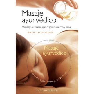 Libro: Masaje Ayurvédico