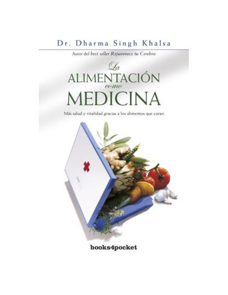 Libro: La Alimentación como Medicina