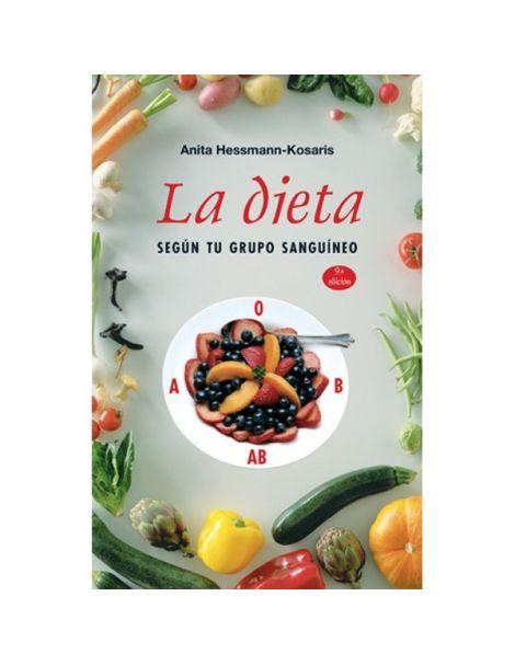 Libro: La Dieta Según tu Grupo Sanguíneo