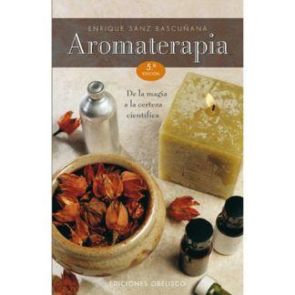 Libro: Aromaterapia
