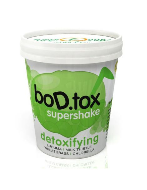 bOd.tox (Desintoxicante) Supershake Energy Fruits - 250 gramos