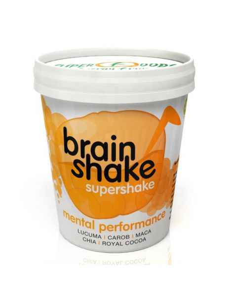 Brain Shake (Rendimiento Intelectual) Supershake Energy Fruits - 250 gramos