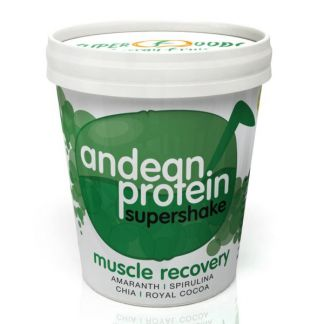 Andean Protein (Recuperador Muscular) Supershake Energy Fruits - 250 gramos