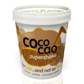 Coco Cao Supershake Energy Fruits - 250 gramos