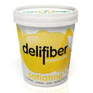 Delifiber (Saciante) Supershake Energy Fruits - 250 gramos