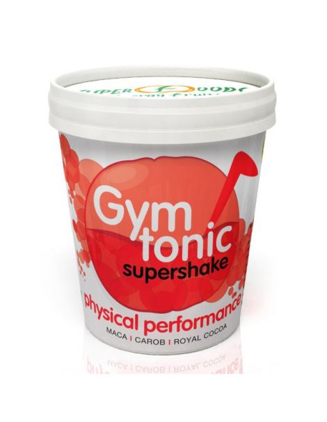 Gym Tonic (Rendimiento Físico) Supershake Energy Fruits - 250 gramos